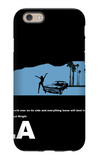 Los Angeles Poster iPhone 6 Case by  NaxArt
