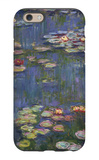 Water Lilies (Nympheas), c.1916 iPhone 6 Case by Claude Monet