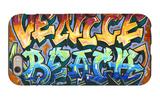 Venice Beach, California - Graffiti iPhone 6 Case by  Lantern Press