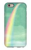 Rainbow in Bright Sky iPhone 6 Case