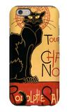 Tournee du Chat Noir, c.1896 iPhone 6 Case by Théophile Alexandre Steinlen