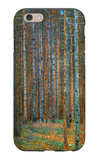 Tannenwald (Pine Forest), c.1902 iPhone 6 Case by Gustav Klimt