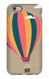 Hot Air Balloon iPhone 6 Case by  Lantern Press