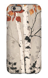 Birch Tapestry iPhone 6 Case by Melissa Pluch