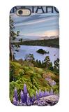 Lake Tahoe, California - Emerald Bay iPhone 6 Case by  Lantern Press