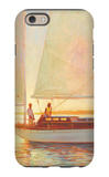Shimmering Moment iPhone 6 Case by Brent Lynch