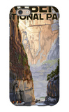 Big Bend National Park, Texas - Santa Elena Canyon iPhone 6 Case by  Lantern Press