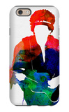 Jimi Watercolor iPhone 6 Case by Lora Feldman