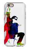 Bono Watercolor iPhone 6 Case by Lora Feldman