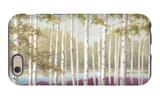 Plum Forest Floor iPhone 6 Case by Jill Schultz McGannon