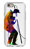 Tom Watercolor iPhone 6 Case by Lora Feldman