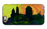 Cincinnati City Skyline iPhone 6s Case by  NaxArt