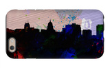 Madison City Skyline iPhone 6 Case by  NaxArt
