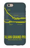 Italian Grand Prix 2 iPhone 6 Case by  NaxArt