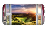 Amazing Window View iPhone 6 Case by  MrEco99