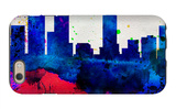 Denver City Skyline iPhone 6s Case by  NaxArt