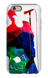 Noel Watercolor iPhone 6 Case by Lora Feldman