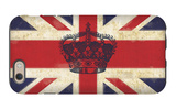 Royal Union Jack iPhone 6 Case by Sam Appleman