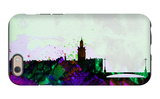 Stockholm City Skyline iPhone 6 Case by  NaxArt
