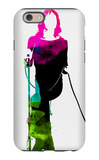 Mick Watercolor iPhone 6 Case by Lora Feldman