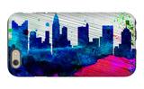 Columbus City Skyline iPhone 6 Case by  NaxArt