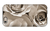 Three White Roses iPhone 6 Case by Robert Cattan