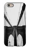 Brooklyn Bridge I iPhone 6 Case by Nicholas Biscardi