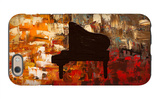 Grand Piano iPhone 6 Case by Carmen Guedez