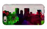 El Paseo City Skyline iPhone 6 Case by  NaxArt