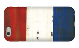French Flag iPhone 6 Case by Melissa Lyons