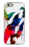 Jim Watercolor iPhone 6 Case by Lora Feldman