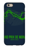 Monaco Grand Prix 2 iPhone 6 Case by  NaxArt
