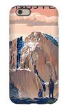 Longs Peak - Rocky Mountain National Park iPhone 6 Case by  Lantern Press