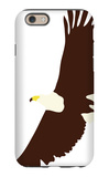 Eagle iPhone 6 Case by  Avalisa