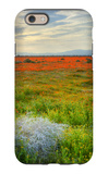 Wildflowers near Lancaster, California iPhone 6 Case by Vincent James