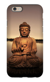 Golden Buddha Lakeside iPhone 6 Case by Jan Lakey