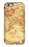 Vintage Map Eastern iPhone 6 Case by Malcolm Watson