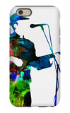 Leonard Watercolor iPhone 6 Case by Lora Feldman