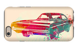 1967 Dodge Charger 1 iPhone 6 Case by  NaxArt