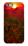 Warm Sunset iPhone 6 Case by Marco Carmassi