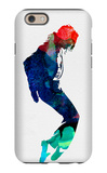 Michael Watercolor iPhone 6 Case by Lora Feldman