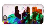Minneapolis City Skyline iPhone 6 Case by  NaxArt