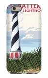 Cape Hatteras Lighthouse - Outer Banks, North Carolina iPhone 6 Case by  Lantern Press