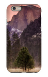 Morning Mist and Half Dome iPhone 6 Case by Vincent James