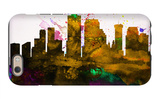 New Orleans City Skyline iPhone 6 Case by  NaxArt