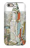 Manhattan iPhone 6 Case by  HR-FM