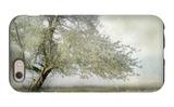 Tree in Field of Flowers iPhone 6 Case by Mia Friedrich