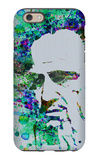 Godfather Watercolor iPhone 6 Case by Anna Malkin