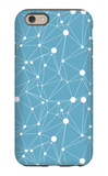 Abstract Geometrical Background iPhone 6 Case by  lolya1988