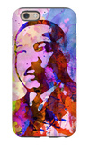 Martin Luther King Watercolor iPhone 6 Case by Anna Malkin